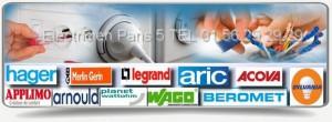 Un Artisan Electricien agree dans Paris 5 s'occupe de vos réparations électriques, panne électrique, court-circuit, fil dénudé, remise aux normes, il se fournit chez les plus grands fournisseurs tel Wago, Beromet, Applimo, hager, arnould, legrand, sylvania, merlin gerin, Aric etc. Avant toutes réparations dans le 75005 il vous fournira un devis gratuit.