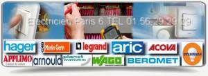 Notre artisan electricien vous propose un service de réparation et d'entretien dans Paris 6. il utilise pour vos depannages les plus grandes marques en électricité comme Arnould, Legrand, Applimo, Wago, Planet Watthom, Hager, Sylvania, Merlin Gerin, Aric etc. Notre électricien vous assure une intervention dans le 75006 dans les 30mn.