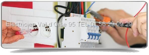 Artisan Electricien 95 : dépannage et rénovation en électricité dans le  Val d'Oise
