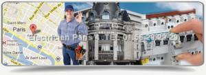 Notre Electricien agree de Paris 4 est spécialisés dans le dépannage d'urgence en électricité. Il est présents dans le 4ème arrondissement de Paris, tout près de la rue de l'Hôtel de Ville, place de la Bastille, rue des Rosiers, Quai Henri IV, rue de Rivoli… , etc. Electricien Paris 4eme réalise tous vos travaux d'électricité comme le changement de tableau électrique, la réparation de court-circuit…