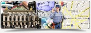 Electricien Paris 9 intervient à votre domicile pour vos dépannages en électricité, il rédige votre devis gratuitement et répare toutes  vos pannes électriques. Urgence électricien est disponible 7 jours/7 dans tous le 75009 et intervient dans les 30 min qui suivent votre appel  téléphonique dans tout le 9ème arrondissement comme l'avenue de l'Opéra, boulevard du Palais, boulevard de la Madeleine, rue Montmartre…