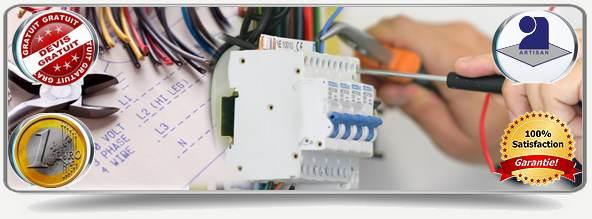 Vous pouvez appeler Electricien 94 pour intervenir et vous établir un devis GRATUITEMENT pour estimer le montant de vos éventuels travaux en électricité. Les électriciens Val de Marnais vous dépanneront et installeront du matériel de qualité et garanti. Ils interviennent dans l'urgence en moins de 30 minutes suivant votre appel.