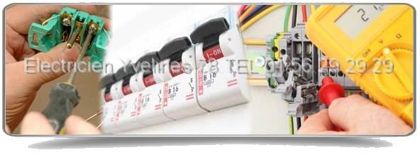 Electricien 78 se déplace à votre domicile en moins d'une heure pour vos urgences et dépannages en électricité